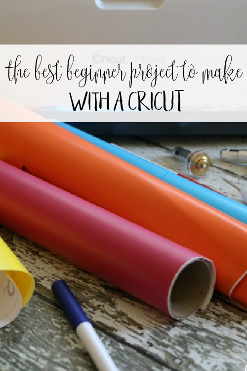 the best beginner project to make with a cricut